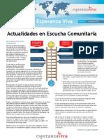 Noticias de Esperanza Viva- Septiembre 2012