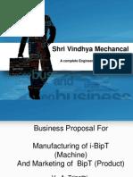 I Bipt- Shri Vindhya Mechanical-Vindhyavesh