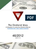 Dividend Idea - Johnson Johnson - JNJ By http://long-term-investments.blogspot.com