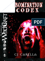 Abomination Codex