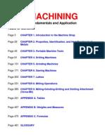 Machining Fundamentals and Application
