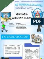 exposicion geotecnia