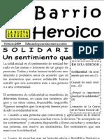 Barrio Heroico Febrero 2009
