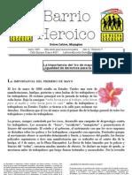 Barrio Heroico Mayo 2009