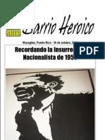 Barrio Heroico Noviembre 2008