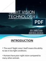 Technology pdf vision night