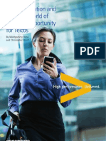 Accenture Consumerization New World Business Opportunity Telcos