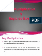 Ley Multiplicativa
