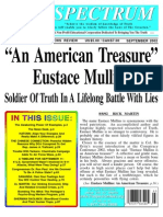 "Eustace Mullins ""An American Treasure"""