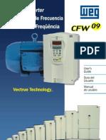 Manuall do IInvverrsorr de      Frreqüênciia CFW 09