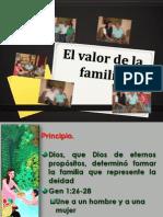 El Valor de La Familia IBE Callao