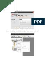 Creación de Tablas SQL