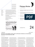 The Platypus Review, № 24 — June 2010 (reformatted for reading; not for printing)