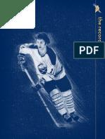 Buffalo Sabres 2006-2007 Record Book