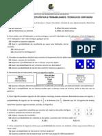 Ficha 3 Probabilidades