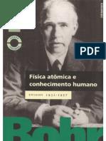 Fisica Atômica e Conhecimento Humano - Niels Bohr