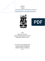 Analisis Lingkungan Pt Telkom