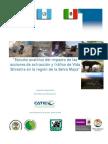 Estudio analítico del impacto de las  acciones de extracción y tráfico de Vida  Silvestre en la región de la Selva Maya