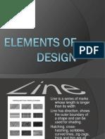 Elements of Design Intro