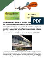 Queimadas está entre as dezoito cidades da PB em que candidatos eleitos esperam decisão judicial