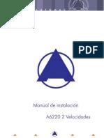 Automac Manual de Instalación A6220 2V V3