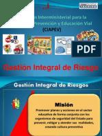 Gestion Integral de Riesgos Educacion Inicial Ligia