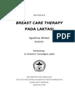Breast Care Therapy