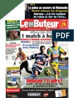 LE BUTEUR PDF du 26/01/2009