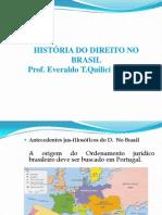 A Historia Do d No Brasil