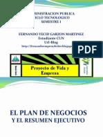 Unidad 10 Actividad Plan de Negocios