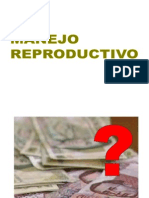 Manejo Reproductivo