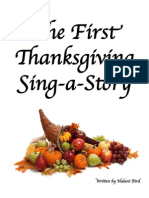 First Thanksgiving Story-Nalani