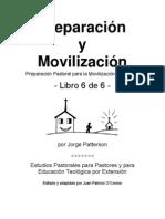 Preparacion y Movilizacion 6 de 9