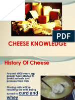 Cheese Knowledge Heru