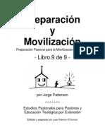 Preparacion y Movilizacion 9 de 9
