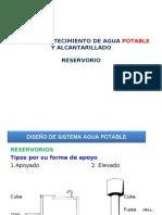 Reservorio Agua Potable
