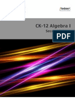 CK:12 Algebra I Second Edition v1 s1