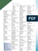 Exhibitor List