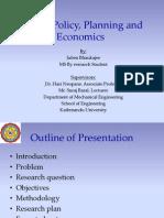 Final Proposal Presentation