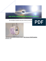 94030613 the Field Effect Propulsion and Anti Gravity Research 1
