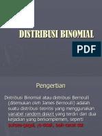 60497738 Distribusi Binomial