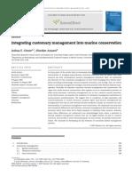 2. Integrating Customary Management Into Marine Conservation