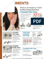 4.ATTACHMENTS_Ortho Technology Dealer Product Catalog 2012