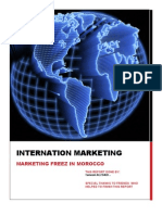 Internation Marketing