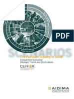 The Furniture Industry in 2016 Competitive Scenarios