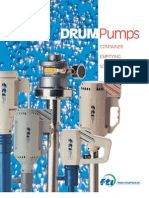 FTI Drum Pumps