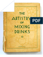 1936 - The Artistry of Mixing Drinks by Frank MEIER 2