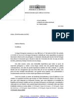 121118 MinC MartaSuplicy Carta 8 Seculos Lingua in Copa Do Mundo