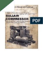 Sullair Comp Series 20-25