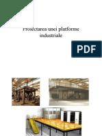 Platforma industriala